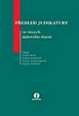 Obrázok Přehled judikatury ve věcech daňového řízení
