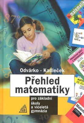 Obrázok Přehled matematiky