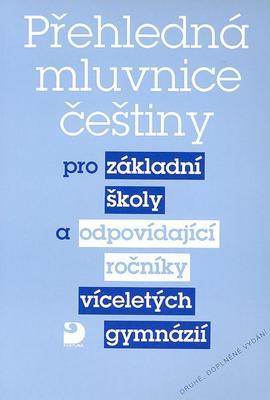 Obrázok Přehledná mluvnice češtiny