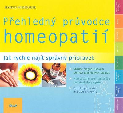 Obrázok Přehledný průvodce homeopatií