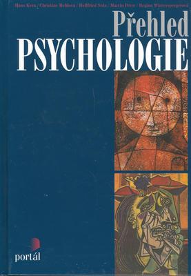 Obrázok Přehled psychologie
