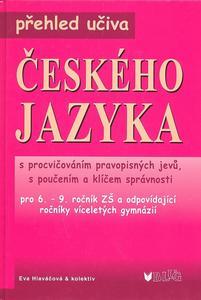 Obrázok Přehled učiva českého jazyka