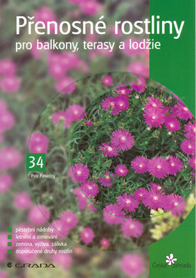 Obrázok Přenosné rostliny pro balkony, terasy a lodžie