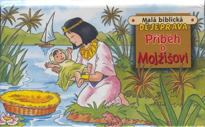 Obrázok Příběh o Mojžíšovi