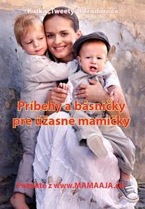 Obrázok Príbehy a básničky pre úžasné mamičky