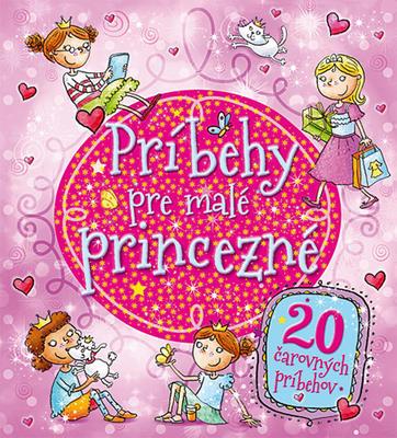 Obrázok Príbehy pre malé princezné