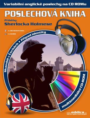 Poslechová kniha Příběhy Sherlocka Holmese (médium CD)