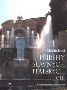 Obrázok Příběhy slavných italských vil
