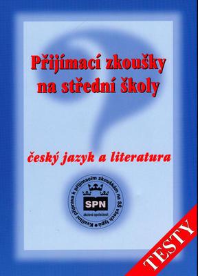 Obrázok Přijímací zkoušky na střední školy Český jazyk a literatura