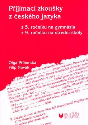 Obrázok Přijímací zkoušky z českého jazyka