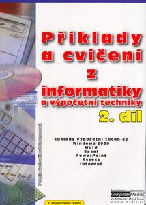 Obrázok Příklady a cvičení z informatiky a výpočetní techniky 2. díl