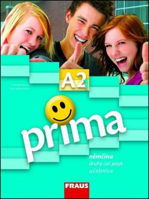 Obrázok Prima A2/díl 1 Němčina jako druhý cizí jazyk učebnice