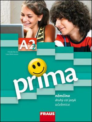 Obrázok Prima A2/díl 2 Němčina jako druhý cizí jazyk učebnice