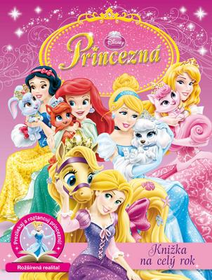 Obrázok Princezná knižka na celý rok