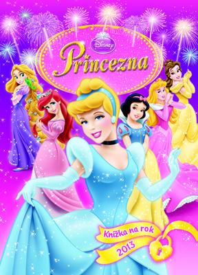 Princezna Knížka na rok 2013