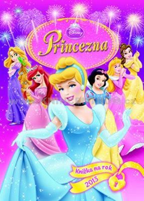 Obrázok Princezna Knižka na rok 2013