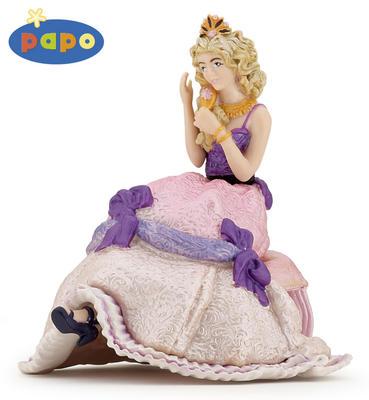 Obrázok Princezna sedící