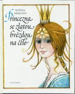 Obrázok Princezna se zlatou hvězdou na čele