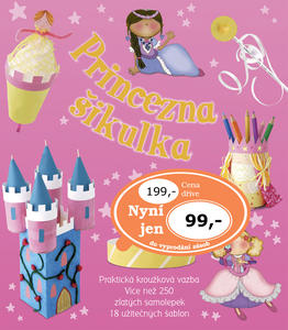 Obrázok Princezna Šikulka