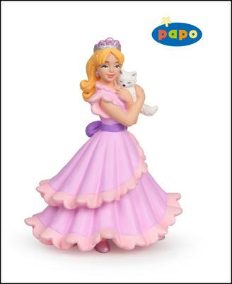 Obrázok Princezna s kočkou
