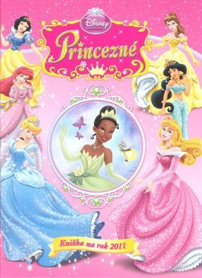 Obrázok Princezné Knižka na rok 2011