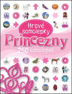 Obrázok Princezny Hravé samolepky