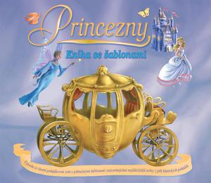 Obrázok Princezny Kniha se šablonami
