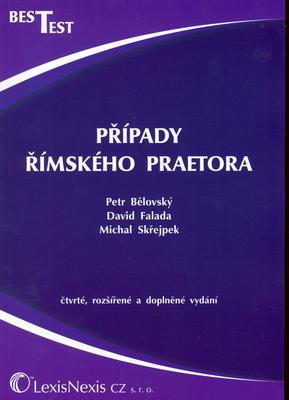 Obrázok Případy římského praetora IV.