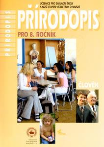 Obrázok Přírodopis pro 8. ročník základních škol a víceletá gymnázia