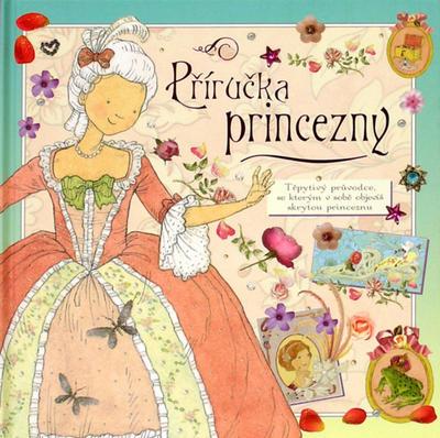 Obrázok Příručka princezny