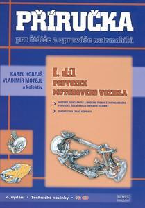 Obrázok Příručka pro řidiče a opraváře automobilů I.díl