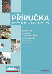 Obrázok Příručka správné hygienické praxe