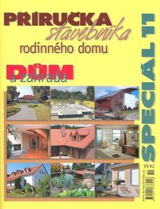 Obrázok Příručka stavebníka rodinného domu