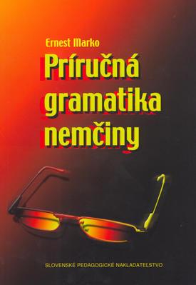 Obrázok Príručná gramatika nemčiny