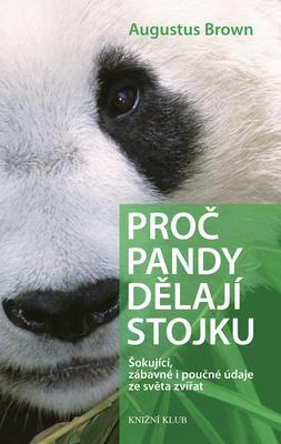 Obrázok Proč pandy dělají stojku