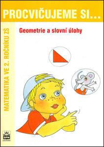Obrázok Procvičujeme si ...Geometrie a slovní úlohy 2.r.Geometrie a slovní úlohy