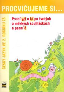 Obrázok Procvičujeme si Psaní y/ý a i/í po tvrdých a měkkých souhláskách a psaní ě