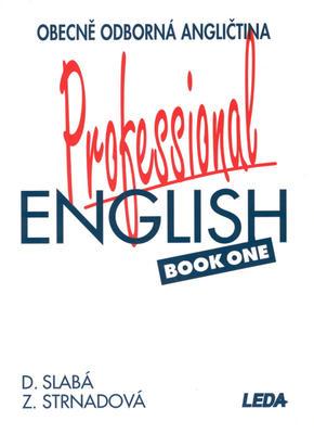 Obrázok Professional English book 1