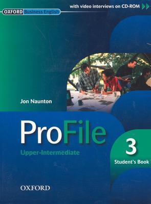 Obrázok Profile 3 Student's Book