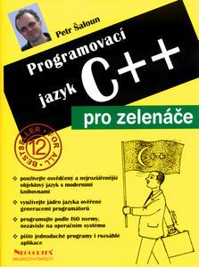 Obrázok Programovací jazyk C++ pro zelenáče