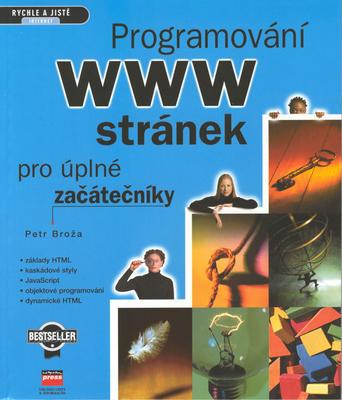 Obrázok Programování WWW stránek 2.vyd