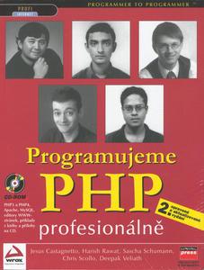 Obrázok Programujeme PHP profesionálně + CD ROM