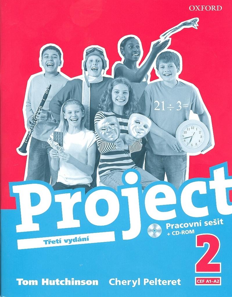 Project 2 Third Edition WorkBook - Tom Hutchinson