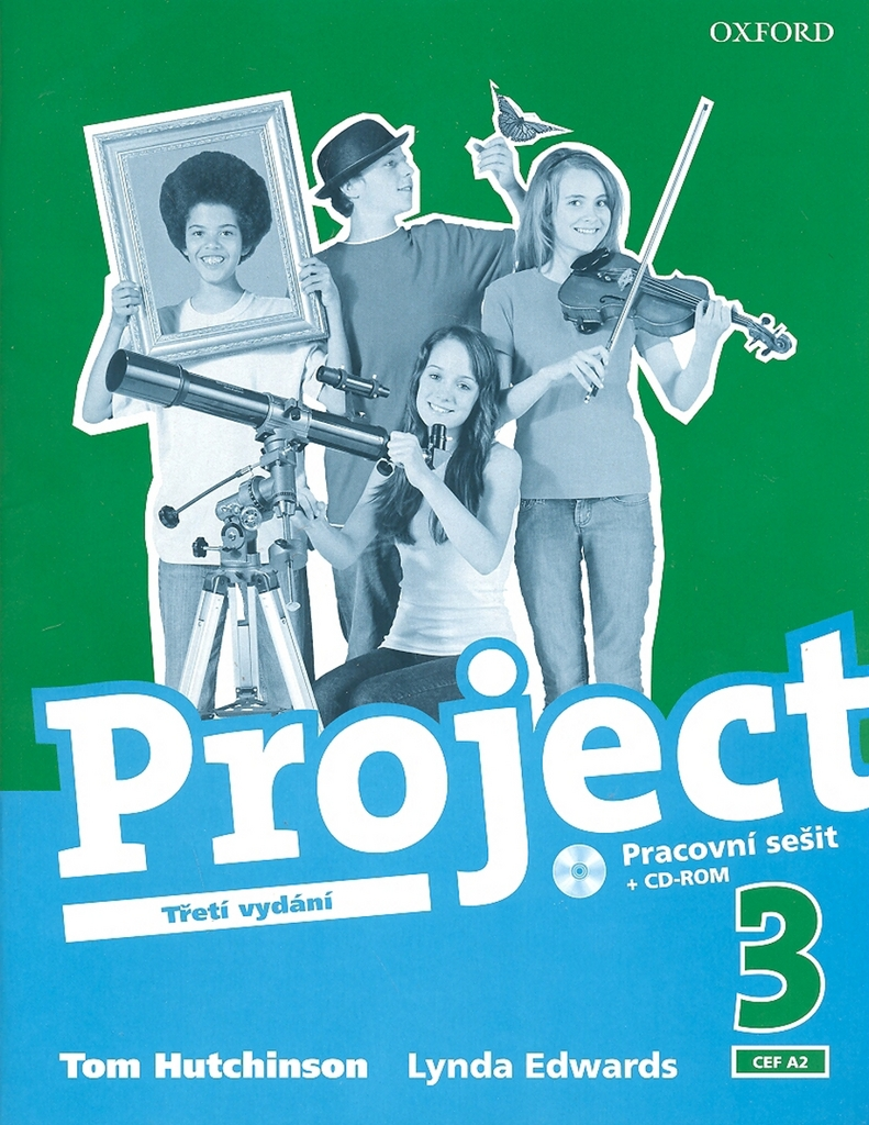Project 3 Third Edition WorkBook - Tom Hutchinson