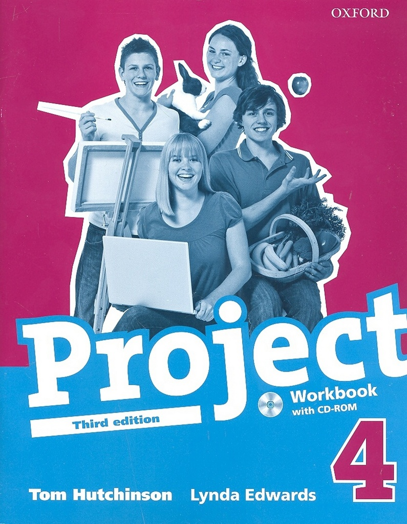 Project 4 Workbook with CD-ROM International English version