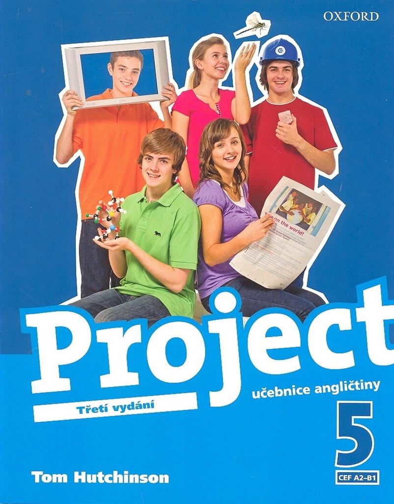 Project 5 Učebnice angličtiny