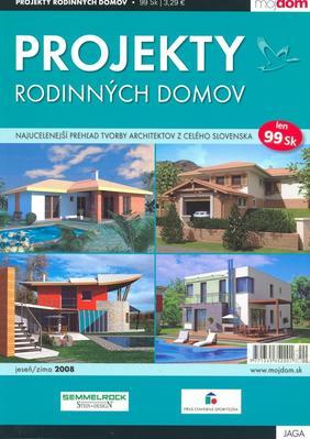 Obrázok Projekty rodinných domov jeseň/zima 2008