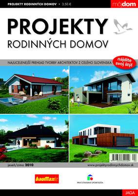 Obrázok Projekty rodinných domov jeseň/zima 2010