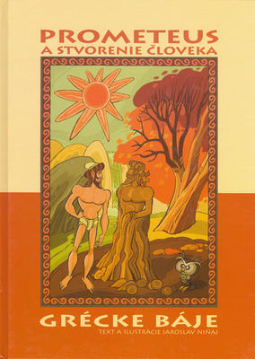 Obrázok Prometeus a stvorenie Grecka