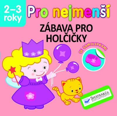 Obrázok Pro nejmenší Zábava pro holčičky